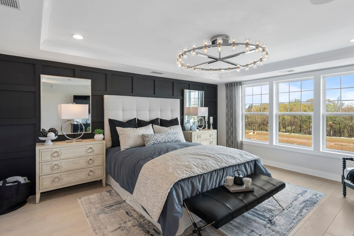 Bedroom featured in the Dansfield By Toll Brothers in Bergen County, NJ