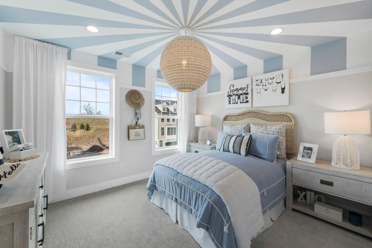 Bedroom featured in the Briercliff By Toll Brothers in Bergen County, NJ