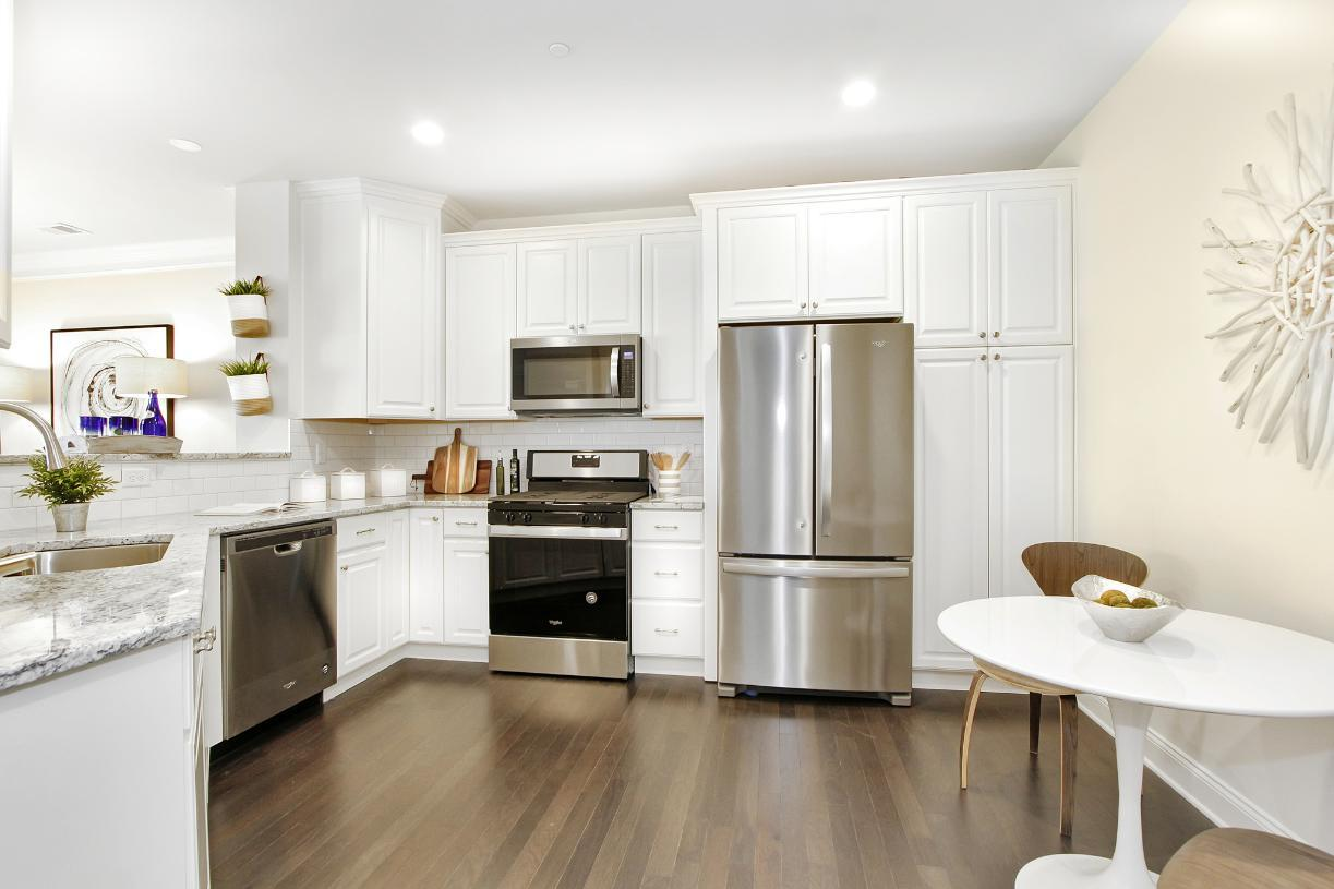 Kitchen featured in the Attlebury By Toll Brothers in Dutchess County, NY