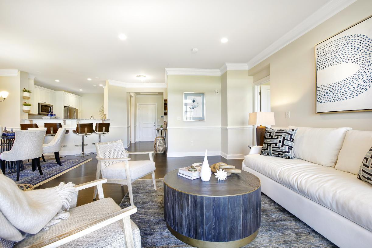 Living Area featured in the Attlebury By Toll Brothers in Dutchess County, NY