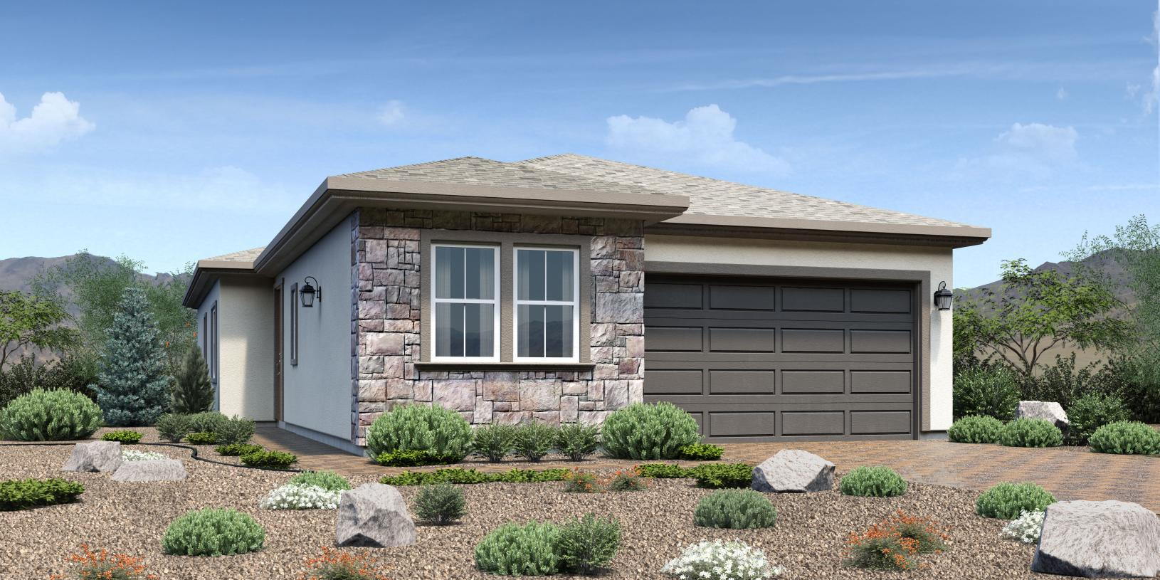 Exterior featured in the Colby By Toll Brothers in Reno, NV
