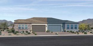 Clare - Regency at Stonebrook - Glenridge Collection: Sparks, Nevada - Toll Brothers