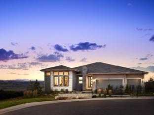 Montview - Regency at Montaine - Boulder Collection: Castle Rock, Colorado - Toll Brothers