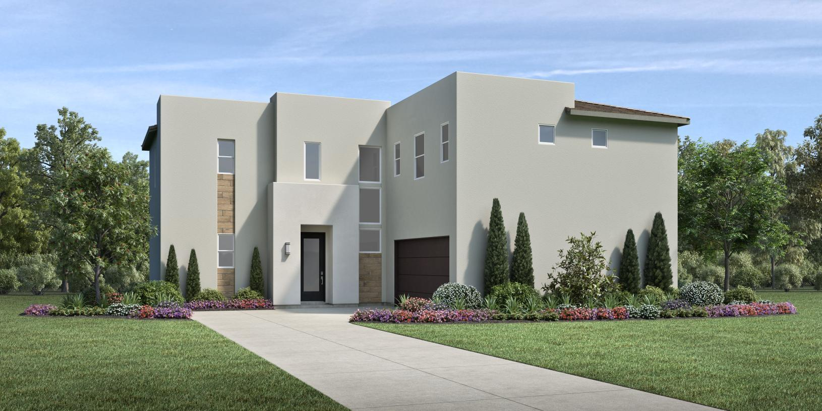 Exterior featured in the Spruce By Toll Brothers in Orange County, CA