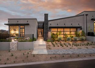 Caullins - Sereno Canyon - Enclave Collection: Scottsdale, Arizona - Toll Brothers