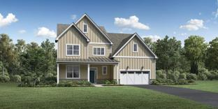 Colburn - Regency at Manalapan - Preserve: Manalapan, New Jersey - Toll Brothers