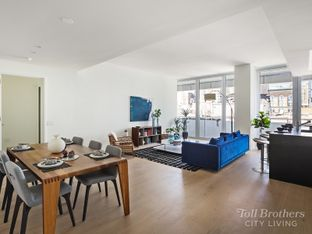 N1605 - 121 East 22nd: New York, New Jersey - Toll Brothers