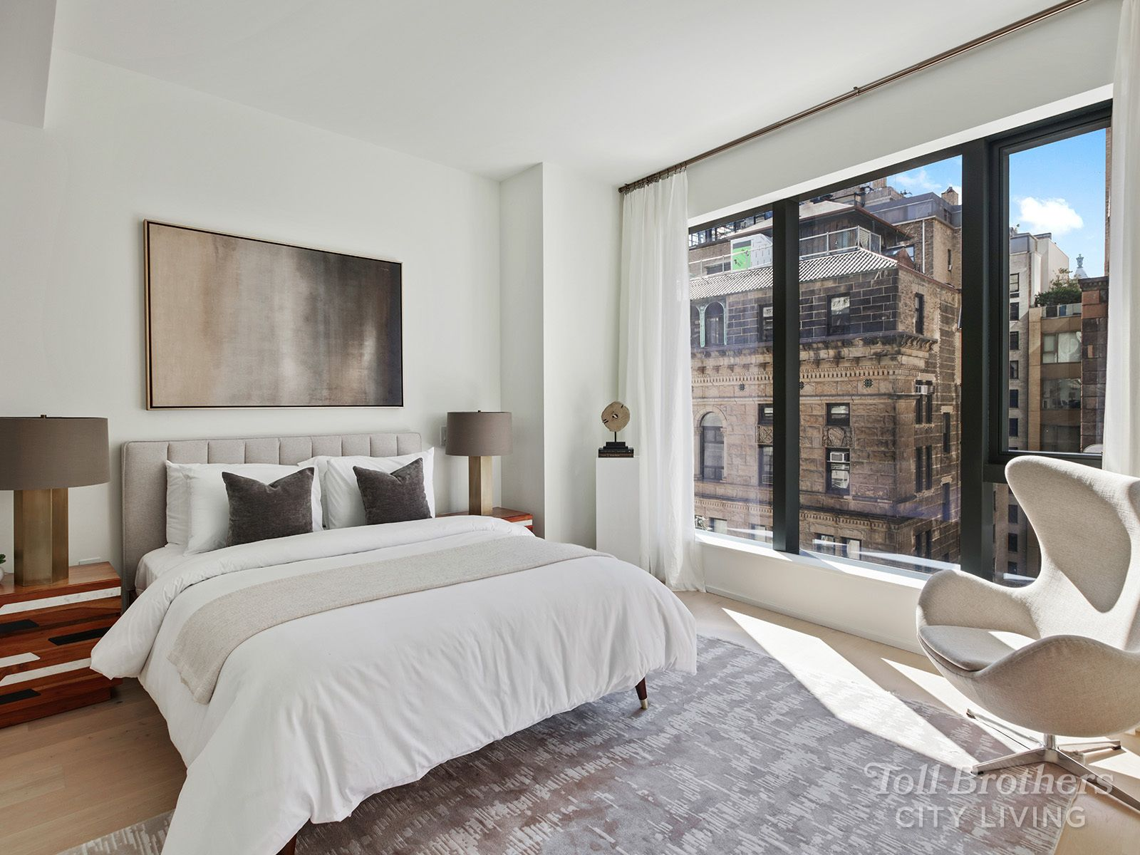 Bedroom featured in the S902 By Toll Brothers in New York, NY