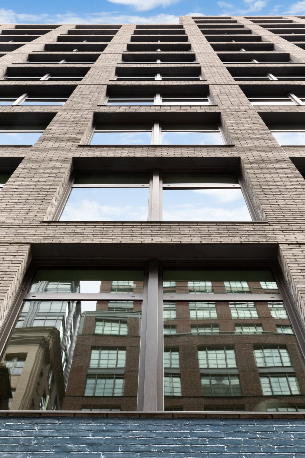 Exterior featured in the N3D By Toll Brothers in New York, NY