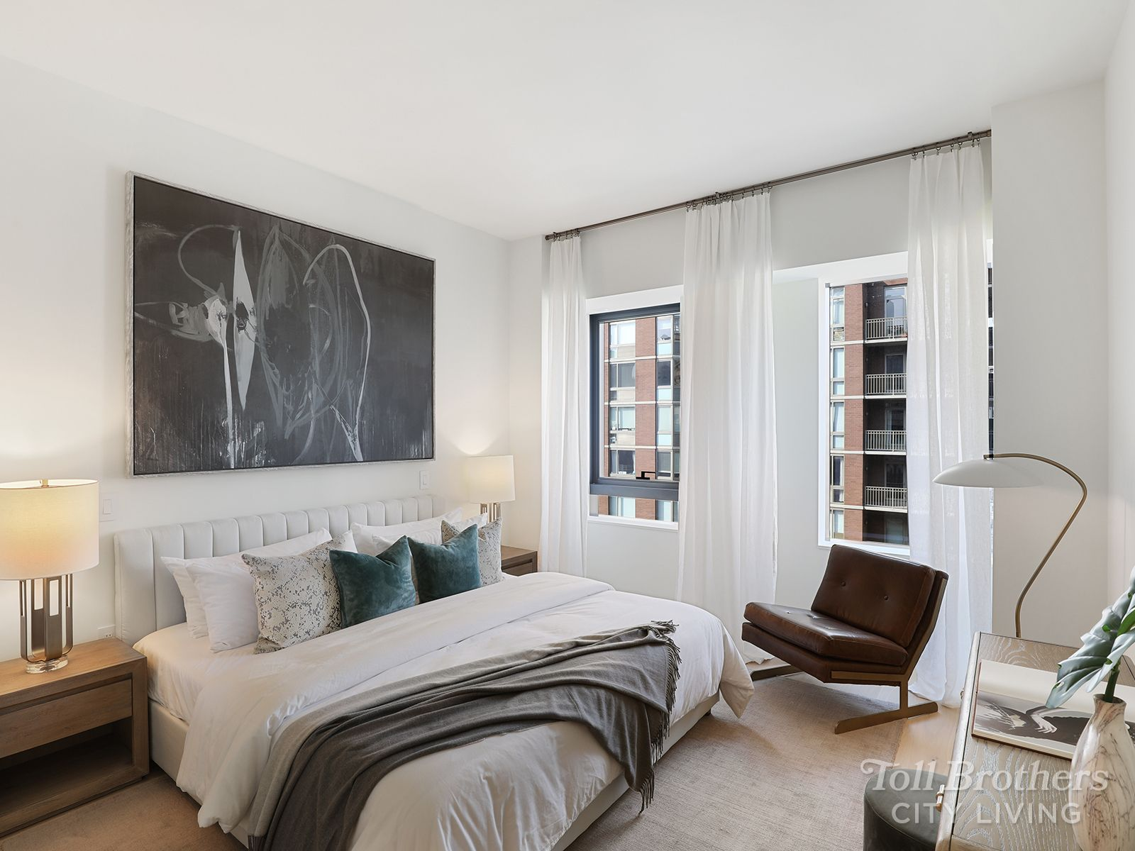 Bedroom featured in the N1002 By Toll Brothers in New York, NY