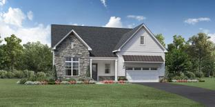 Casey - Regency at Waterside - Union Collection: Ambler, Pennsylvania - Toll Brothers