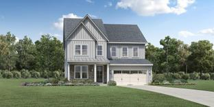 Woodrow - Ridgecrest - The Heights Collection: Indian Land, North Carolina - Toll Brothers