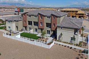 Quartz Plan 320 - Mosaic: Las Vegas, Nevada - Touchstone Living