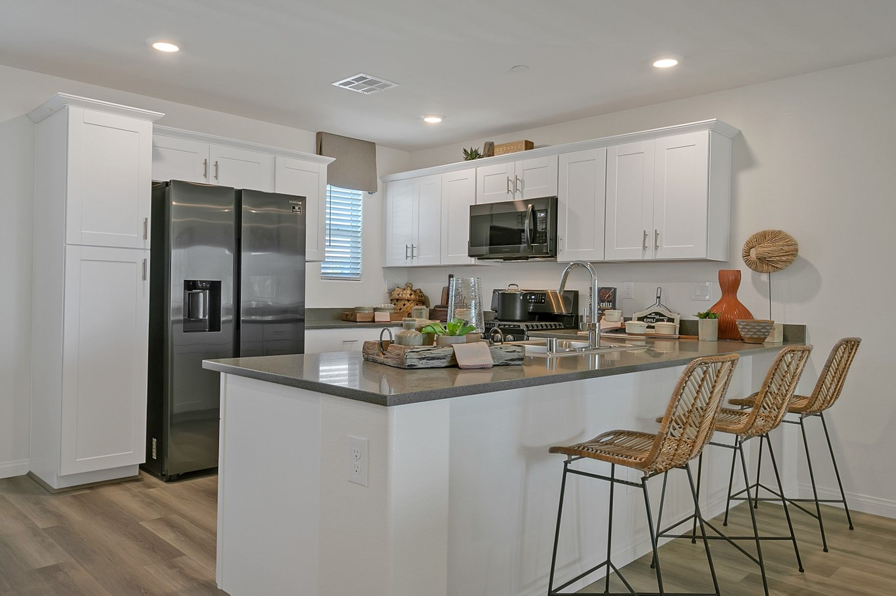 Kitchen featured in the Plan 403 By Touchstone Living in Las Vegas, NV