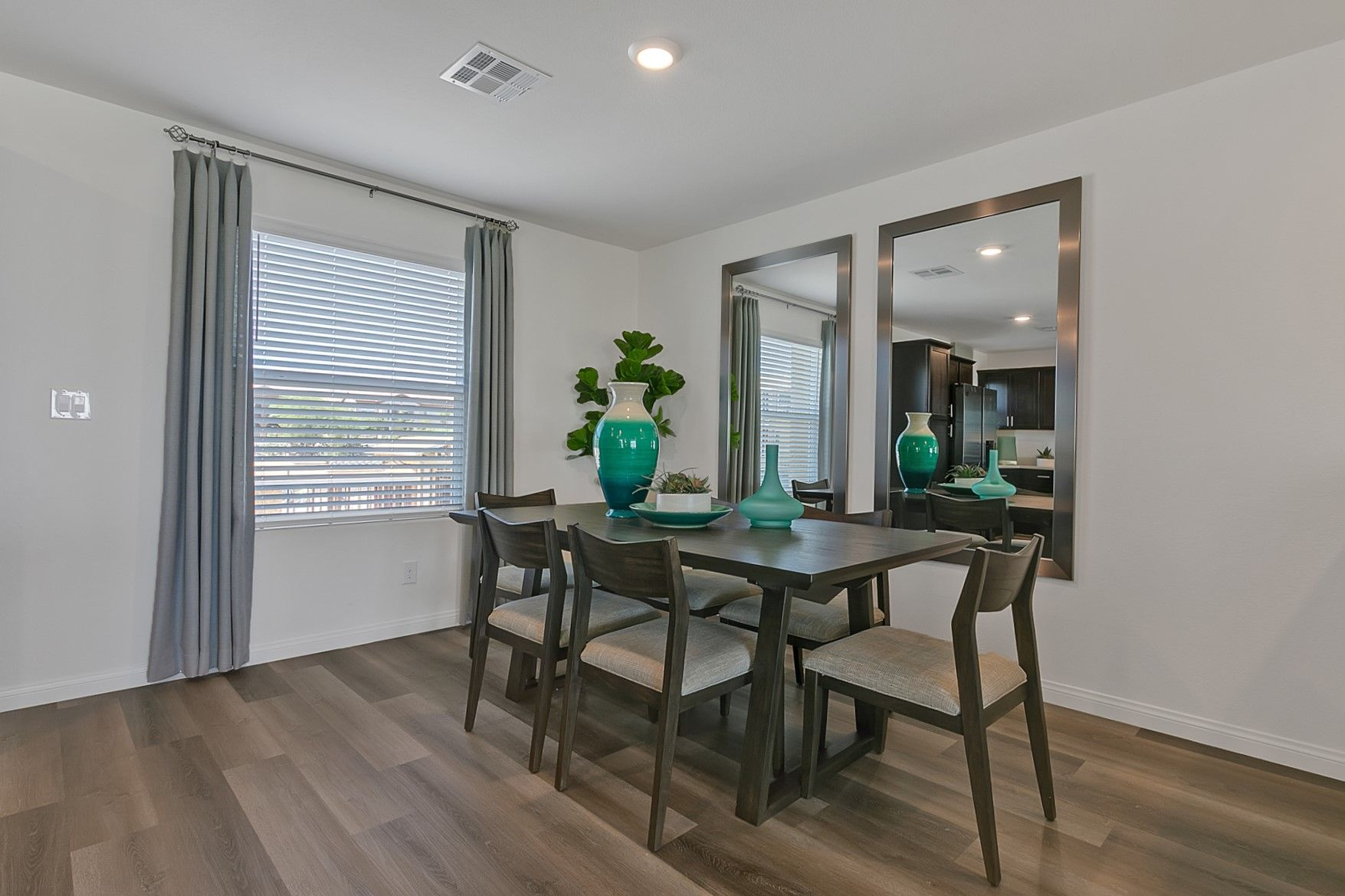 Living Area featured in the Plan 402 By Touchstone Living in Las Vegas, NV