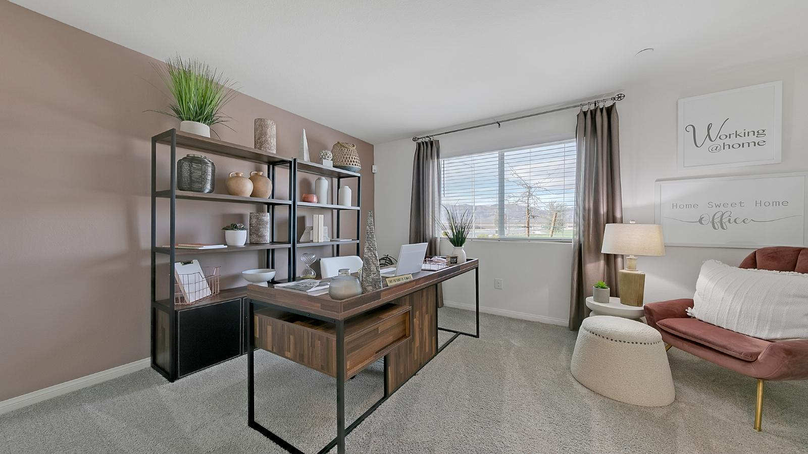 Living Area featured in the Sienna Plan 512 By Touchstone Living in Las Vegas, NV