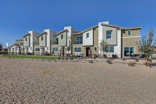 Crimson Plan 521 - Watercolor: North Las Vegas, Nevada - Touchstone Living