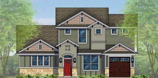 The Cottages at Autumn Wood by Townbridge Homes in Austin Texas