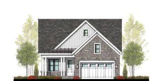 The Magnolia - Fountain Mews: Havre De Grace, Maryland - Trademark Custom Homes