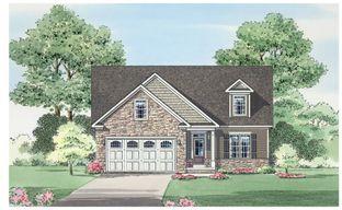 The Kelsey - Vale Woods: Bel Air, Maryland - Trademark Custom Homes