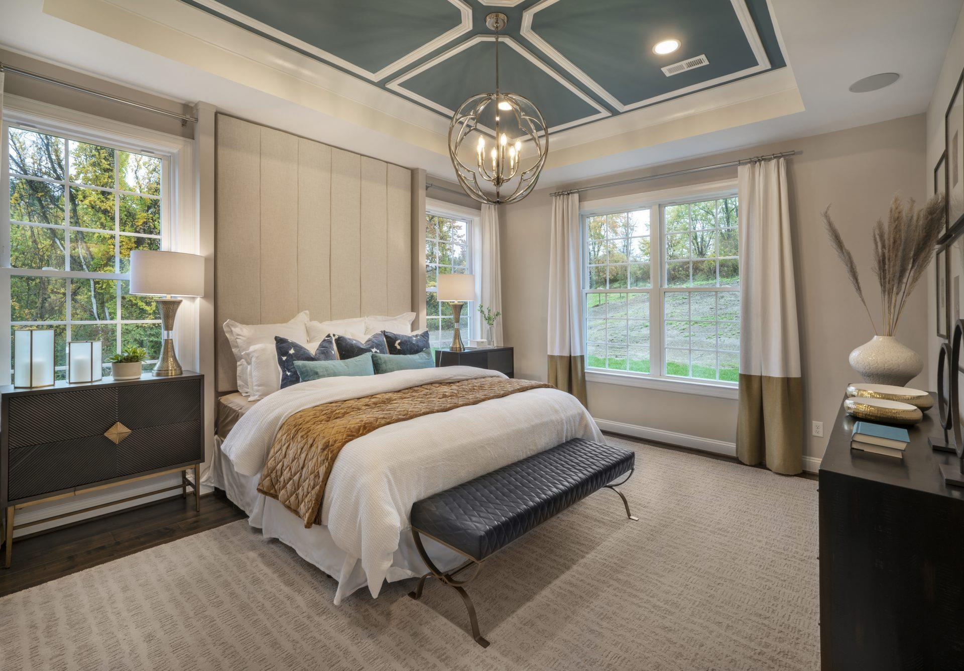 Bedroom featured in The Franklin By Traditions of America in Lancaster, PA