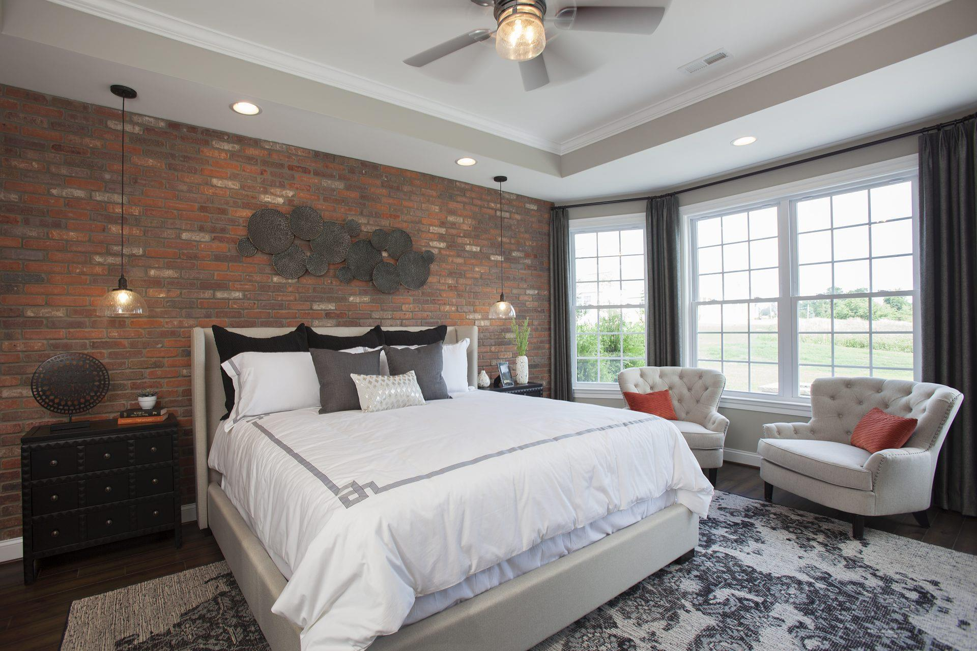 Bedroom featured in The Franklin - Pinnacle By Traditions of America in Allentown-Bethlehem, PA