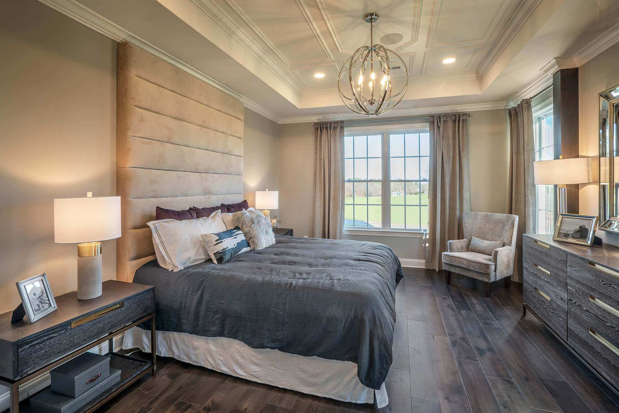 Bedroom featured in The Franklin By Traditions of America in Pittsburgh, PA