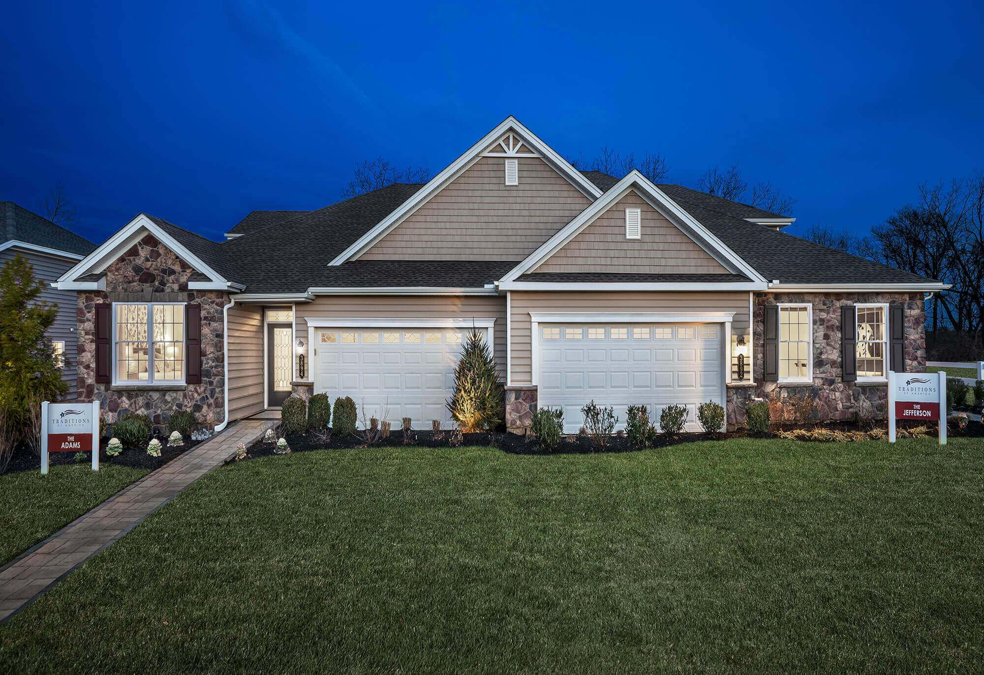 Exterior featured in The Adams By Traditions of America in Allentown-Bethlehem, PA