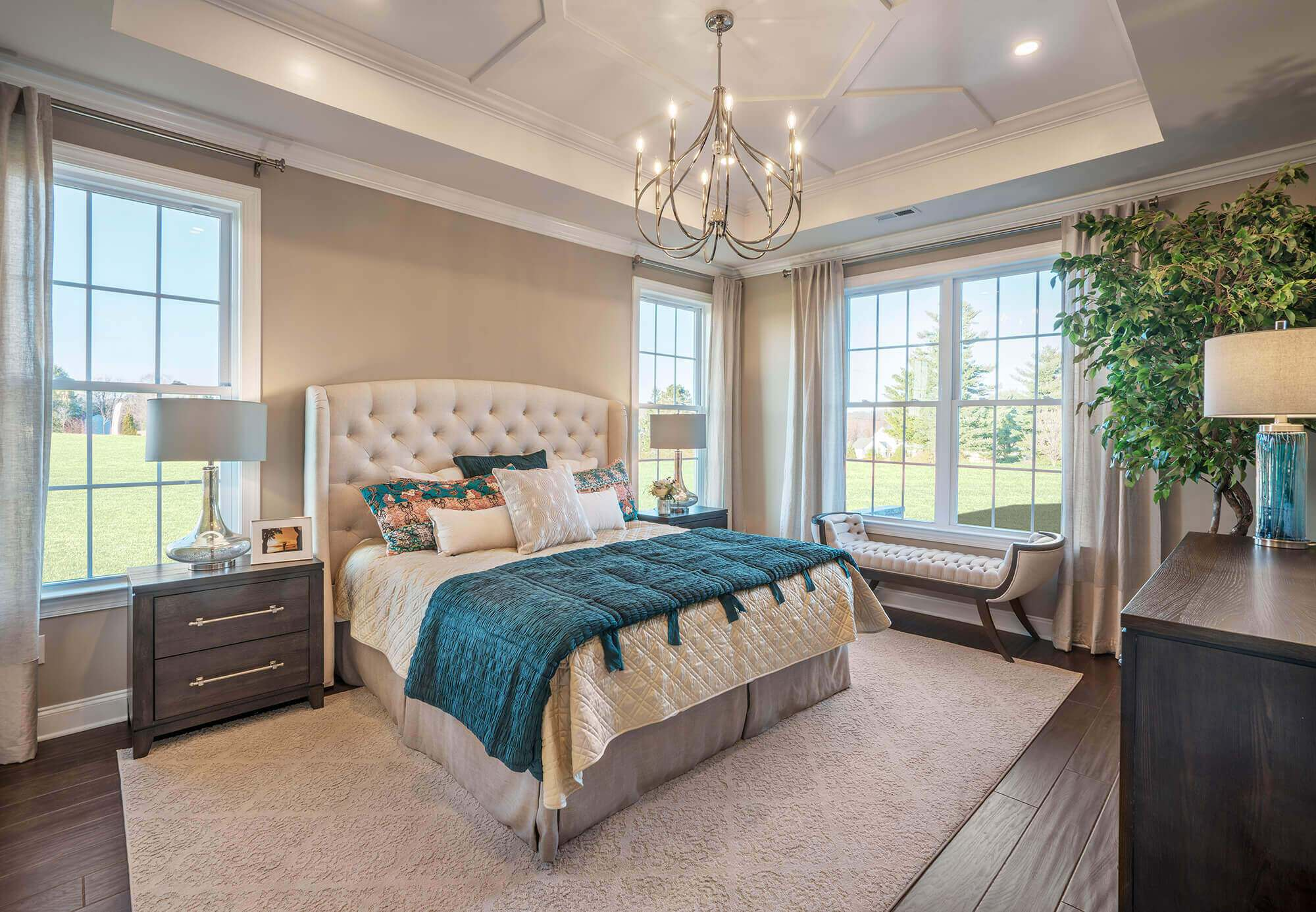Bedroom featured in The Washington By Traditions of America in Pittsburgh, PA