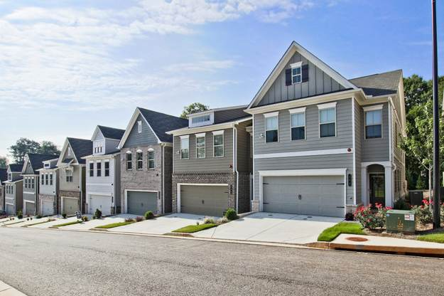 Parkside East in Marietta, GA :: New Homes by Traton Homes