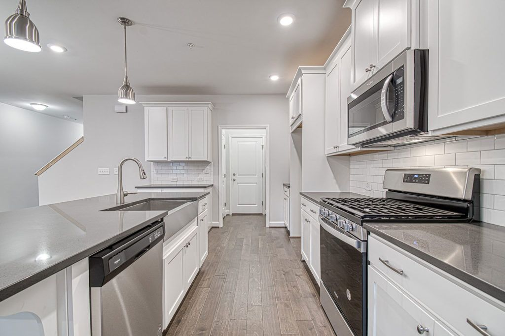 Kitchen featured in the Cogburn By Traton Homes in Atlanta, GA