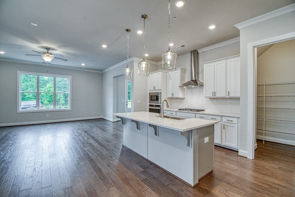 Kitchen featured in the Campbell By Traton Homes in Atlanta, GA
