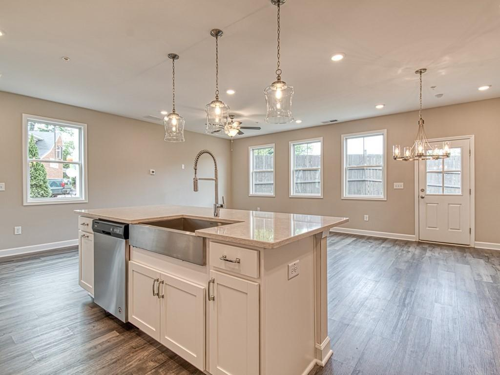 Kitchen featured in the Caden By Traton Homes in Atlanta, GA