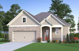 Connery - Kirk Ridge: Kennesaw, Georgia - Traton Homes