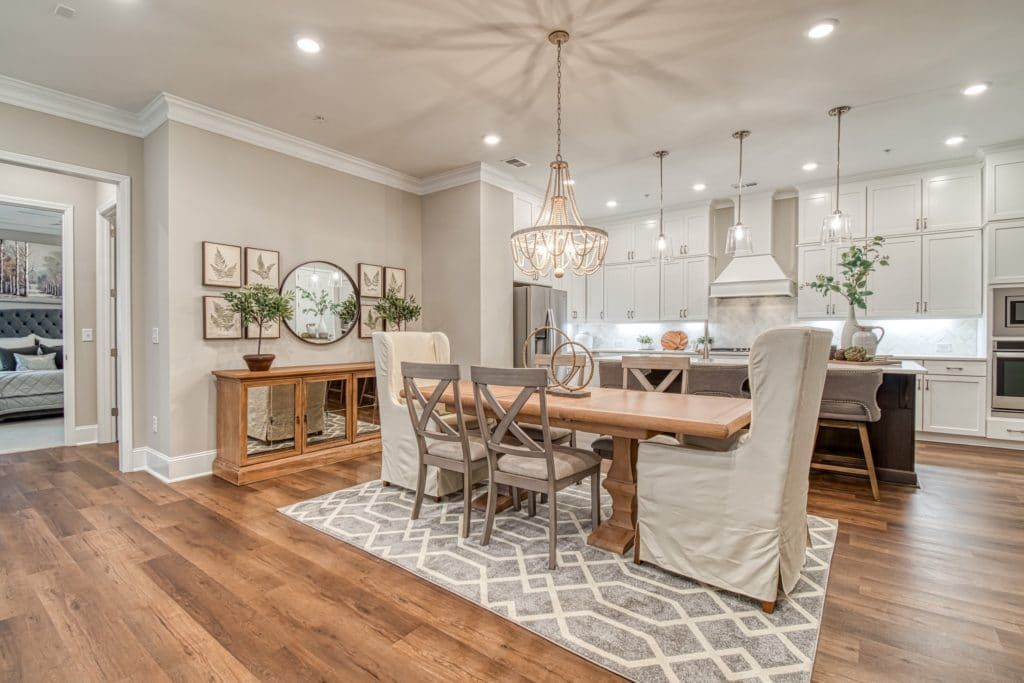 Living Area featured in the Dunaway By Traton Homes in Atlanta, GA