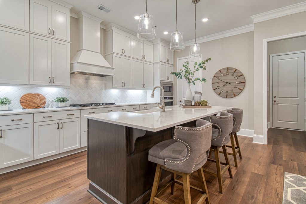 Kitchen featured in the Dunaway By Traton Homes in Atlanta, GA