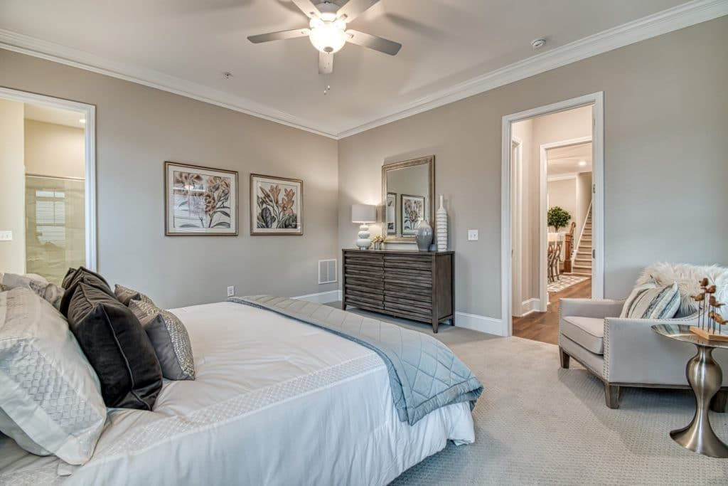 Bedroom featured in the Dunaway By Traton Homes in Atlanta, GA