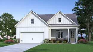 Redford - Kirk Ridge: Kennesaw, Georgia - Traton Homes