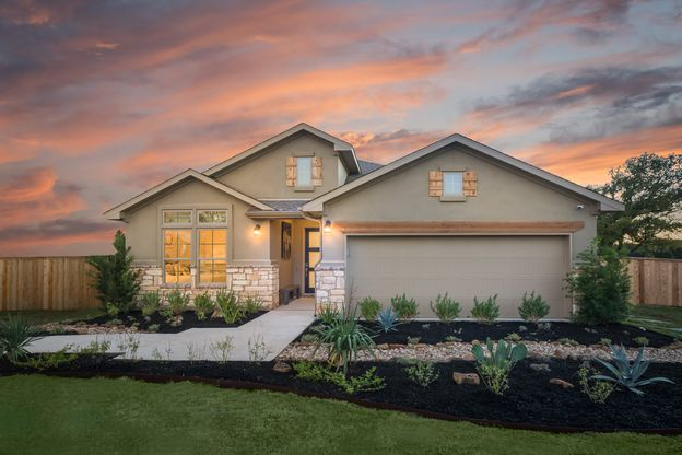 Highlands at Mayfield Ranch | 50' Model | Meridian:Highlands at Mayfield Ranch | 50' Model | Meridian Plan