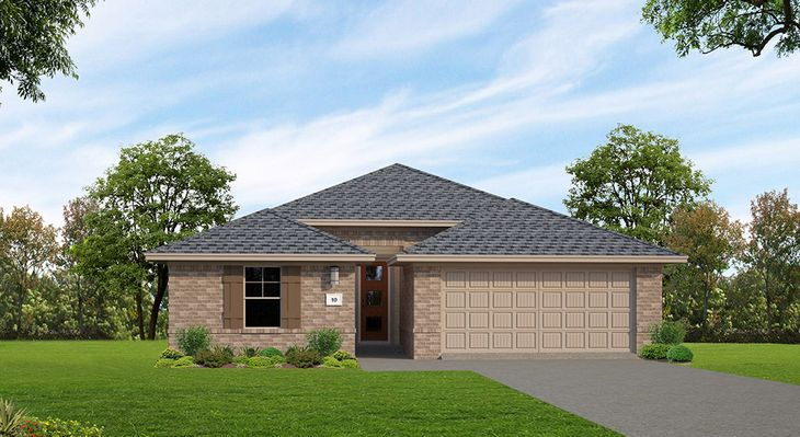 The Grove at 6 Creeks | Falcon | Elevation A