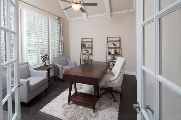 GRZ IMPORT IMAGE:Retreat at Craig Ranch | Jackson Model Home | Study