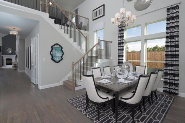 GRZ IMPORT IMAGE:Glen View | Kinsley Model | Formal Dining & Entry