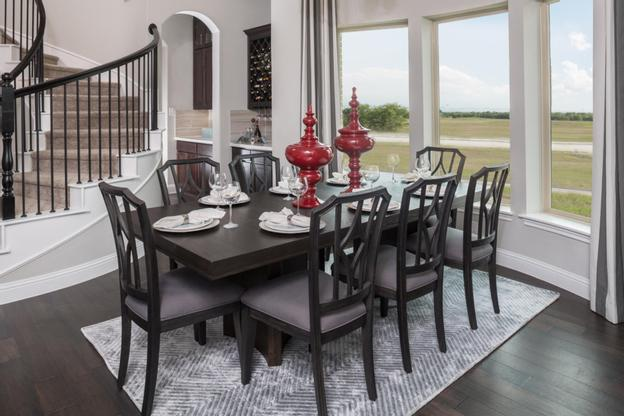 GRZ IMPORT IMAGE:Ventana | Annabelle Floor Plan | Formal Dining