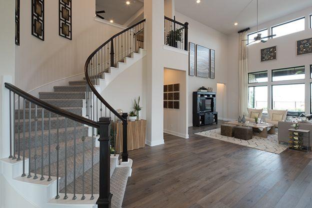 Bridgeland 80 In Cypress Tx New Homes Amp Floor Plans By