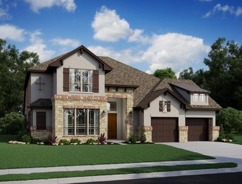 Trendmaker Homes New Home Plans in Houston TX | NewHomeSource on