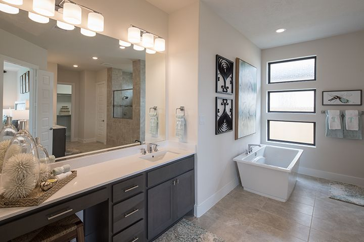 Bathroom featured in the Trieste By Trendmaker Homes in Houston, TX
