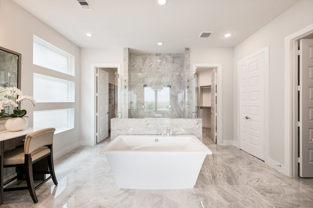 Bathroom featured in the Verona By Trendmaker Homes in Houston, TX