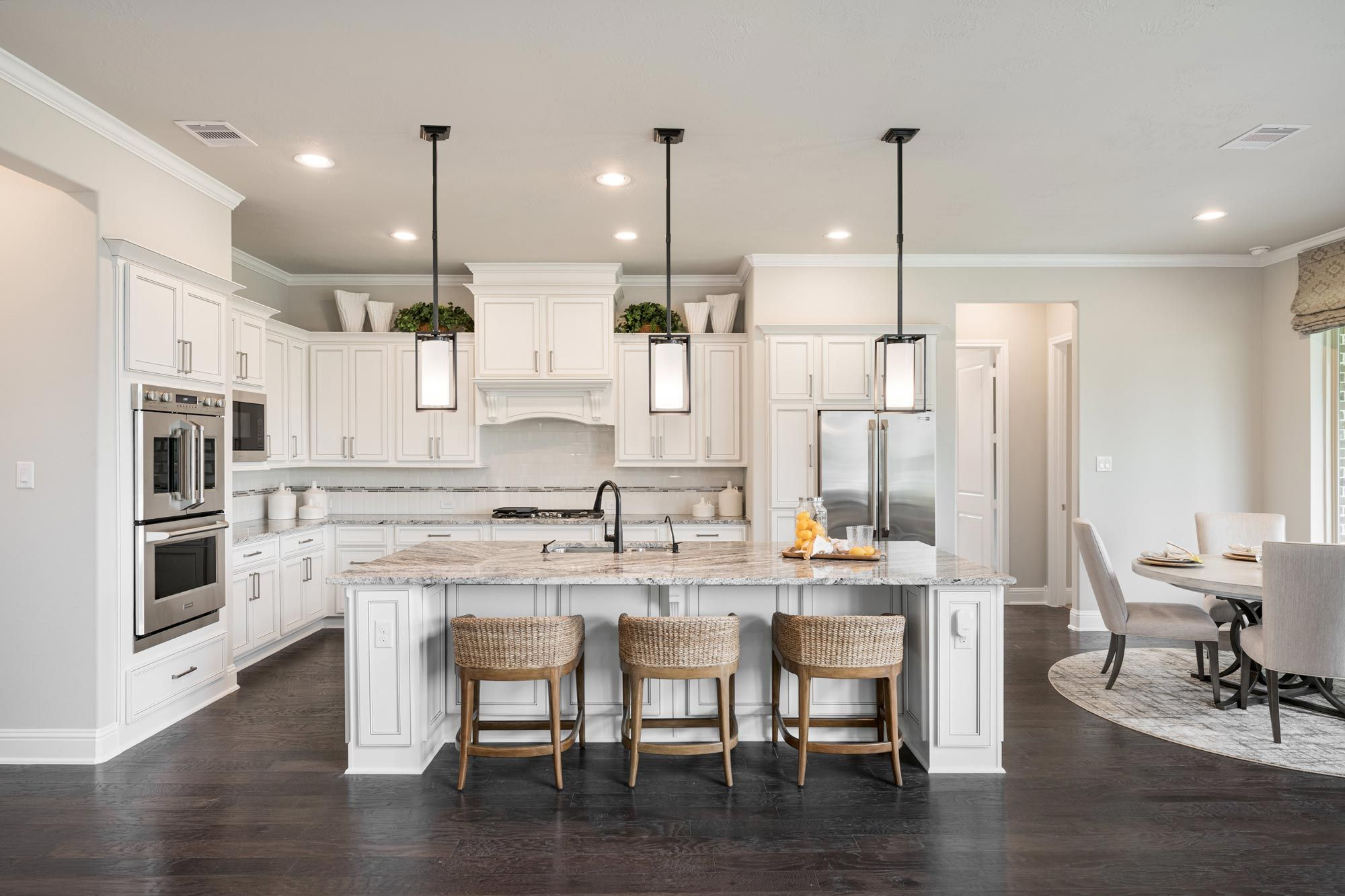 Kitchen featured in the Lucca By Trendmaker Homes in Houston, TX