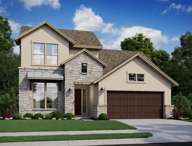 3411 McKinney Ridge Drive (Bluewood)
