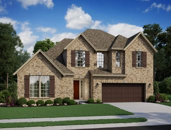 Trendmaker Homes New Home Plans in Fulshear TX | NewHomeSource on